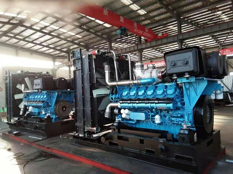 潍柴1000KW (2)潍柴12m33b1000e320型