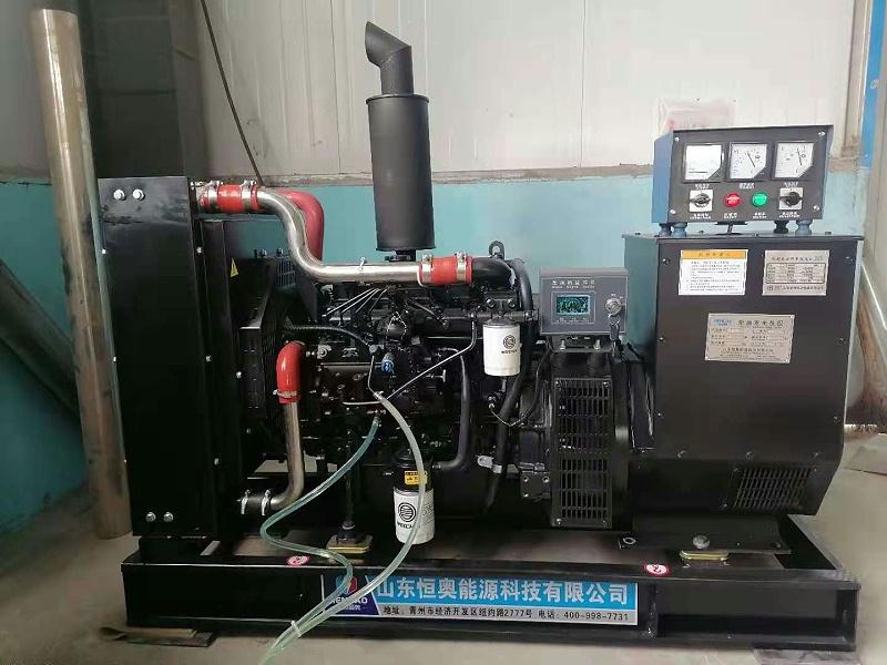 潍柴工厂用发电机组
