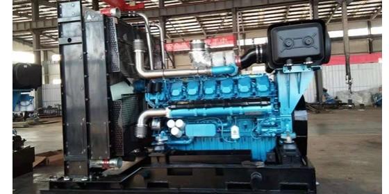 凭借多年经验 让客户不远千里考察山东恒奥柴油发电机组