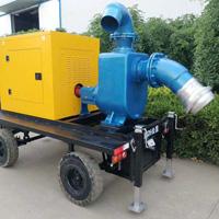 水泵发电机