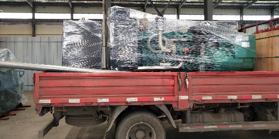 山东恒奥潍柴发电机组-300KW柴油发电机组发货。。。
