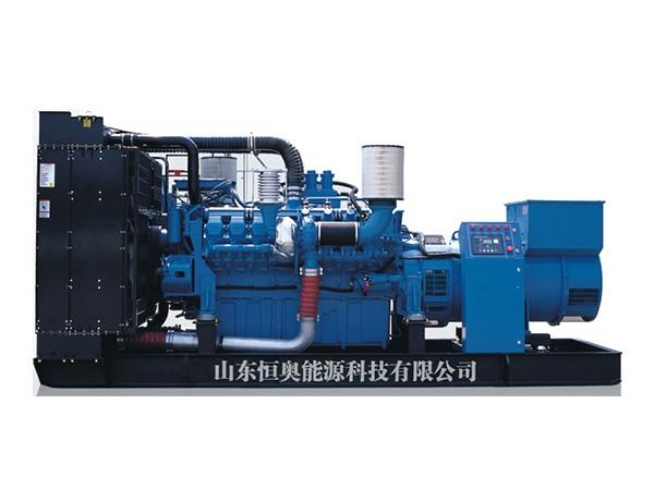 MTU发电机组