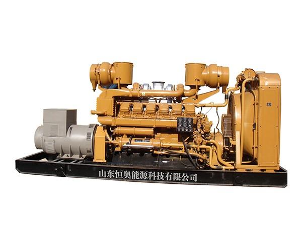 济柴发电机组