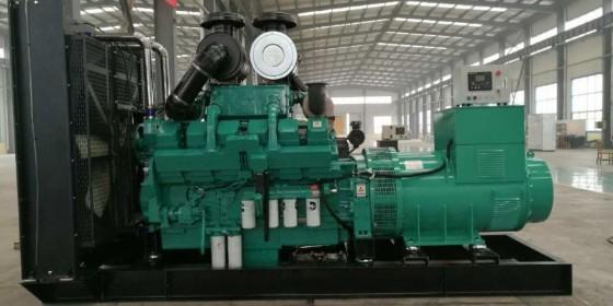 新柴油发电机组在投入运行前 一定要阅读说明书