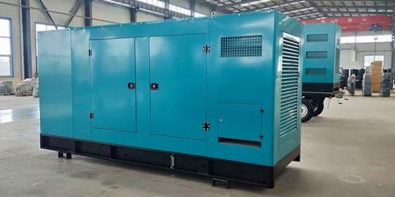适合雨季用的防雨棚柴油发电机组