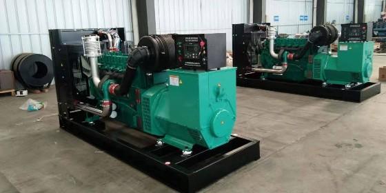 山东恒奥能源--柴油发电机组安装环境
