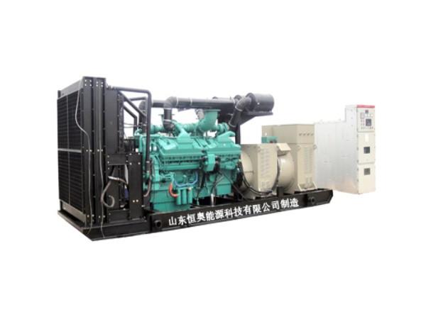 高压柴油发电机组