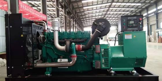 山东恒奥柴油发电机组的功率影响—环境温度因素