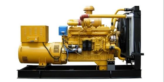 环保型柴油发电机组选用上柴发动机