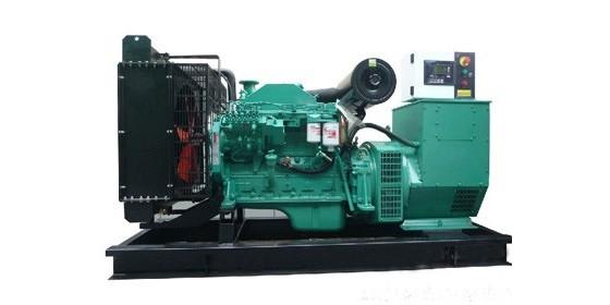 康明斯柴油发电机组赢得工程、工矿企业的信赖