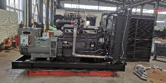 高温天气使用柴油发电机组应该注意些什么?