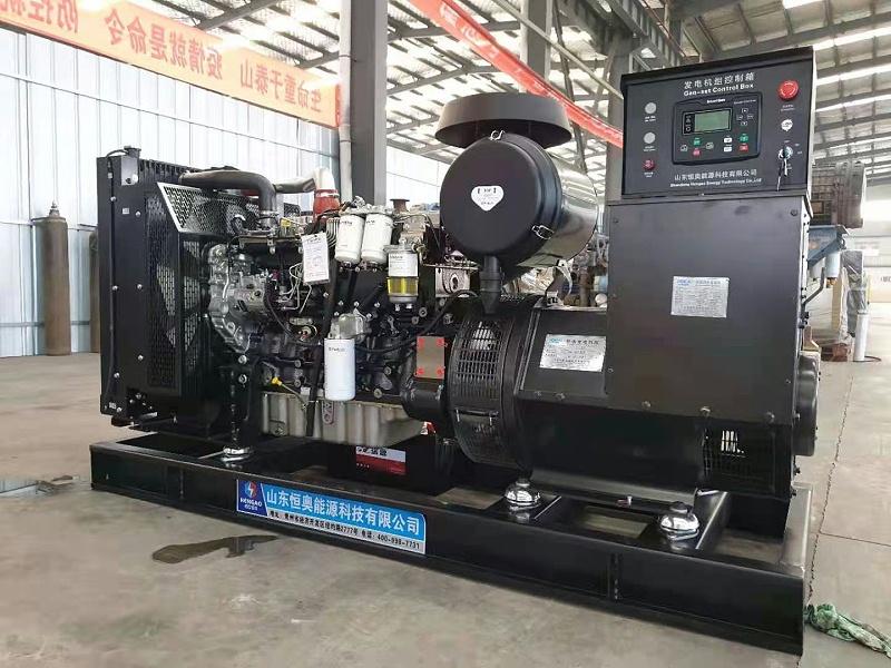 帕金斯150KW发电机组