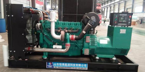 山东恒奥200千瓦柴油发电机组顺利发往云南。。。。