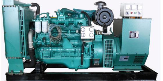山东恒奥500千瓦应急柴油发电机组配置