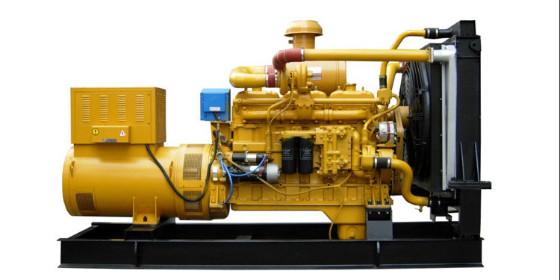 山东恒奥能源再次签订潍坊某工厂200KW上柴发电机组