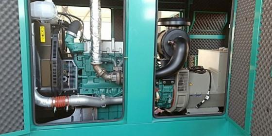 200KW潍柴柴油发电机组停机需要有什么操作