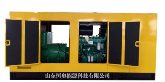 生产厂家按需定制 小区用应急柴油发电机组