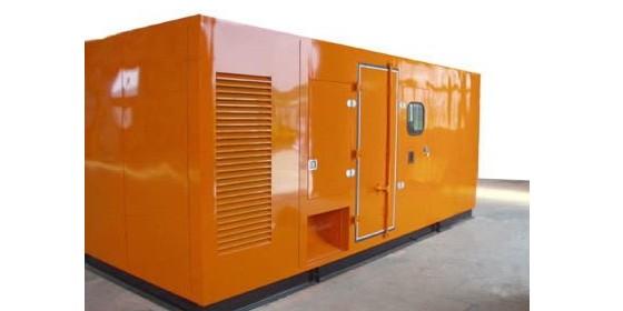 室外用柴油发电机组 山东恒奥能源设计更合理