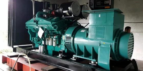 山东柴油发电机组生产厂家的五大服务