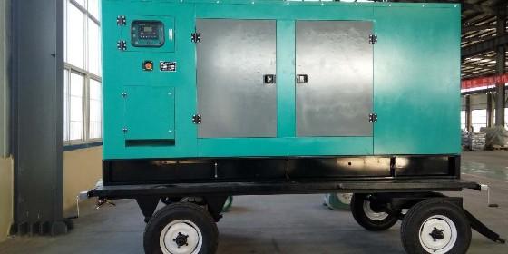 移动柴油发电机组适用于防汛 野外作业
