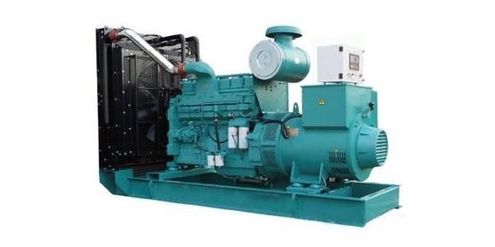 柴油发电机组日常使用中的损耗