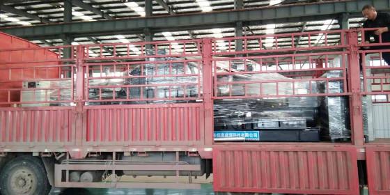 山东恒奥250KW、600KW学校柴油发电机组发货中。。。。。。