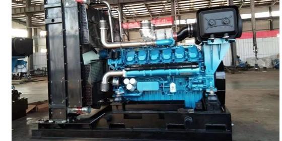 热烈祝贺某煤业公司成功签订600KW柴油发电机组一台