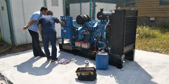 柴油发电机组室内安装环境的要求