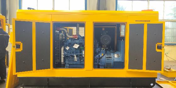 老客户多次复购恒奥静音柴油发电机组的原因