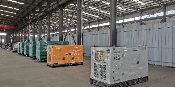 应急备用电源提供商 山东恒奥柴油发电机组