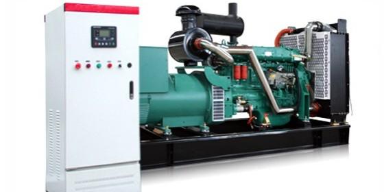 恭喜我公司成功中标烟台科技学院发电机组项目