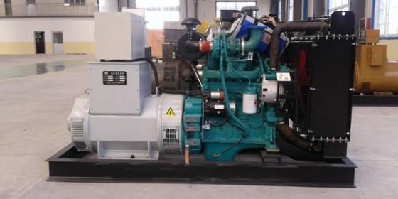 柴油发电机组排烟系统介绍和安装