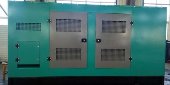 静音式柴油发电机组安装选址需要注意事项