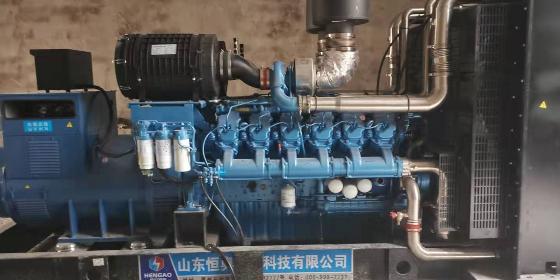 从不信到相信,潍柴柴油发电机组客户选购选山东恒奥
