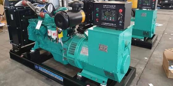 柴油发电机组使用过程中常见的故障分析