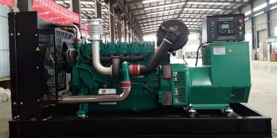 山东恒奥600KW柴油发电机组-散热水箱该如何维护呢?