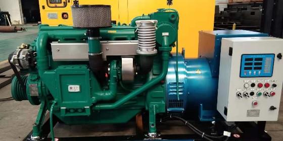 山东恒奥柴油发电机组--------船用柴油发电机组的维护