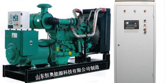 柴油发电机组的选配配置有哪些