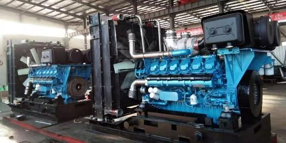 15-2200KW潍柴柴油发电机组 广泛用于石油、矿山、农牧业