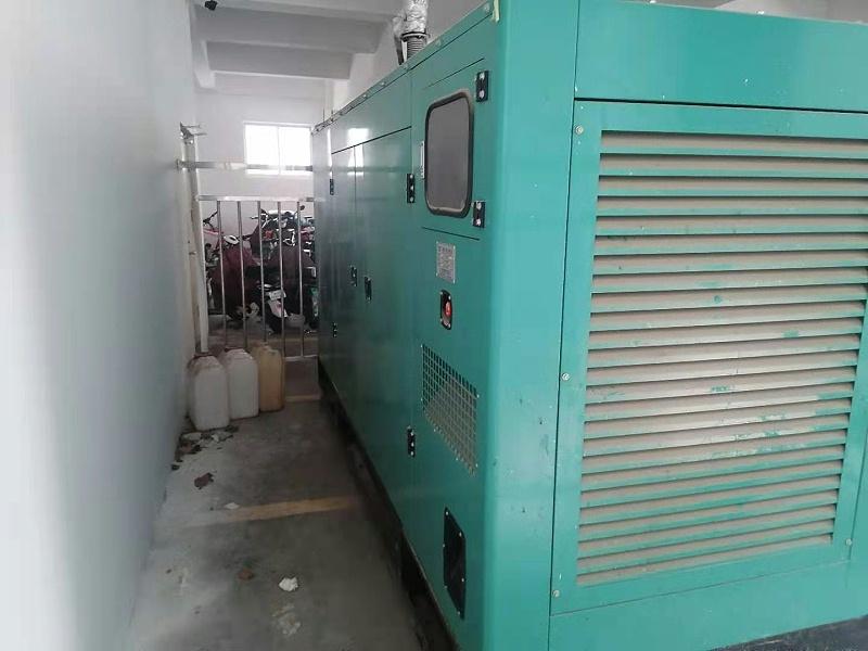 200KW发电机组