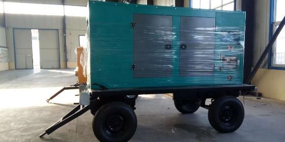 移动式防雨罩柴油发电机组-选择注意事项