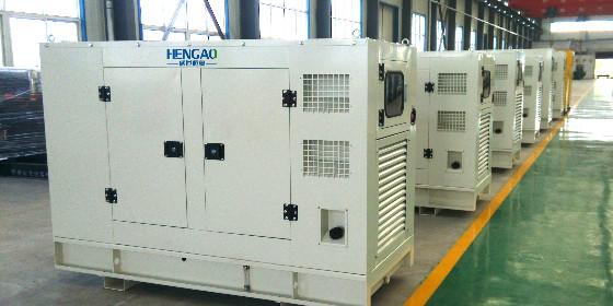 单位采购的柴油发电机组的验收标准有哪些