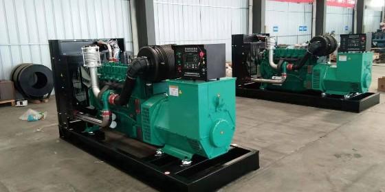 山东恒奥柴油发电机组组成部分及作用