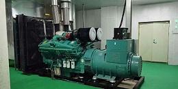 柴油发电机组生产安装中的注意事项